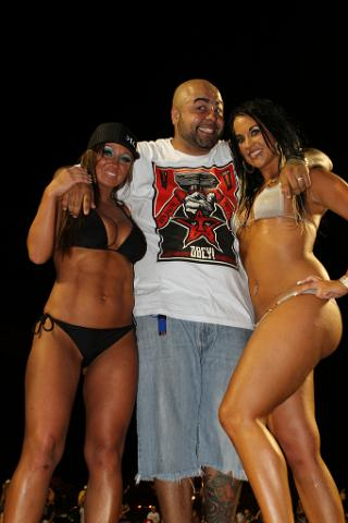 Scrapin the coast 2007 bikini contest