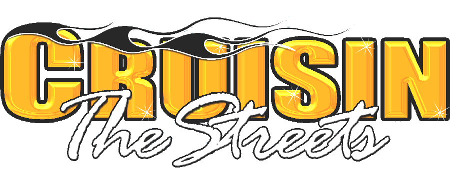 Cruisin' the Streets Website Logo